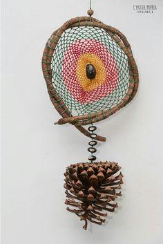 Feng Shui, Crochet Earrings, Oriental, Embroidery, Tattoos, Crafts, Dream Catchers, Jewelry, Manual