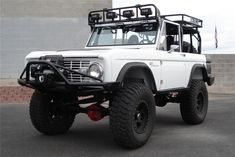 1974 FORD BRONCO CUSTOM SUV - Barrett-Jackson Auction Company - World's Greatest Collector Car Auctions