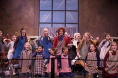 Annie Costumes for Orphans Play | Orphan costumes available in a variety of sizes.