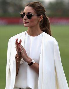 Olivia Palermo in Dubai #OliviaPalermo #OP