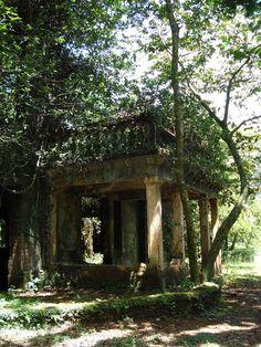 Hotel Radio ruins - Araxá / MG / Brazil