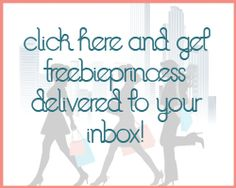 Get freebieprincess updates delivered to your inbox!
