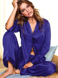 The Afterhours Satin Pajama #VictoriasSecret http://www.victoriassecret.com/clearance/sleepwear/the-afterhours-satin-pajama?ProductID=46=CLR?cm_mmc=pinterest-_-product-_-x-_-x