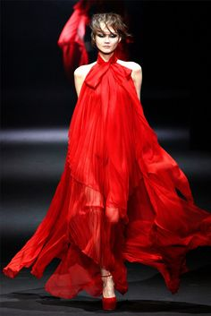 lovelostfashionfound: Lee Hye Jung - John Galliano FW 2012
