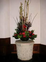 Resultado de imagen para hotel lobby flower decorating
