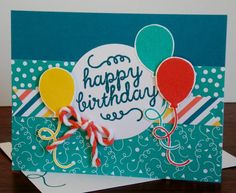 MAY PAPER PUMPKIN BIRTHDAY BUNDLE: by happystamper09 - Cards and Paper Crafts at Splitcoaststampers