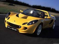 my dream car - the Lotus Elise