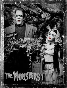 The Munsters Poison Oak & Poison Ivy