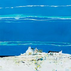 Morning, Durness - David Smith RSW  www.davidsmithart.org