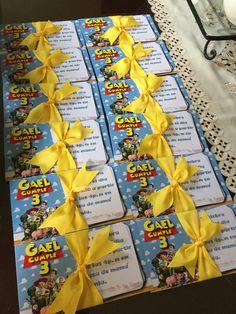 Jessie Toy Story, Toy Story Baby, Toy Story Theme, Cumple Toy Story, Festa Toy Story, Baby Boy Birthday, Toy Story Birthday, Toy Story Invitations, Birthday Invitations