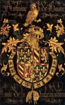 Shield of Antoine Bastard of Burgundy in his capacity as knight of the Order of the Golden Fleece (1478).