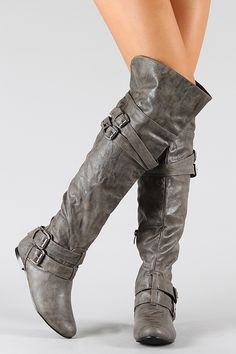 GREAT website for boots! cute and cheap!! None over like $40! Love these Gray boots!