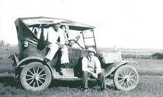 Happy Model T Day!  October 1st is when the first Model T Rolled Off the Production Line.