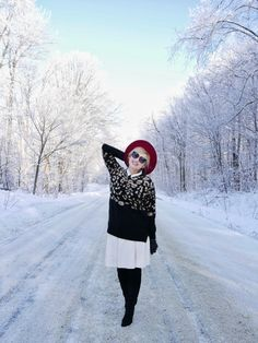 LET IT SNOW #winteroutfit #winter #letitsnow #ootd