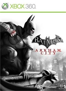 Only one man can bring justice to the streets of Gotham in Batman: Arkham City (T). #xbox