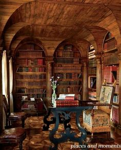 Perfect place to read and dream!