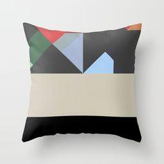 Prism 2 Throw Pillow by Georgiana Paraschiv