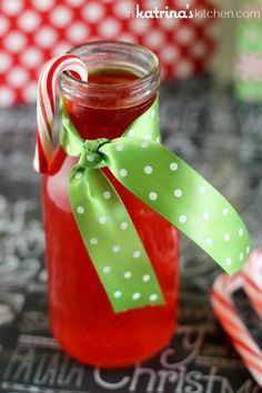This sweet peppermint simple syrup gets its flavor from candy canes. Forget spending all your money on expensive coffee syrups. It's also perfect for holiday giving!
