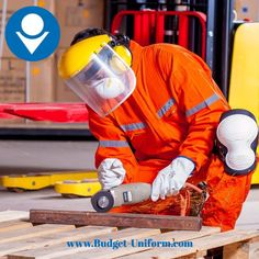 Does your #Business require #Employees to wear #SafetyUniforms? We carry a variety of colors  can #Brand them with your #CompanyImage #ProfessionalImage #BudgetUniform #WorkClothes #Uniforms