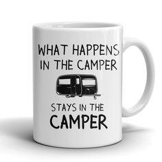 Mugs 11oz stays in the camper camping CAMP2014 – JorJune
