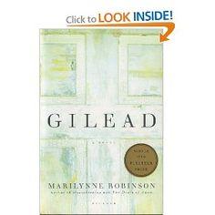 GILEAD.: Marilynne. Robinson: 9780374705046: Amazon.com: Books