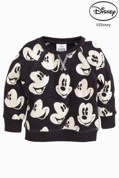 Buy All Over Print Mickey Mouse™ Crew (3mths-6yrs) online today at Next: United States of America