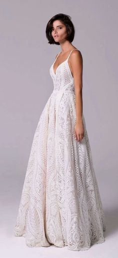 White bride dresses. Brides imagine finding the most appropriate wedding ceremony, but for this they need the best wedding gown, with the bridesmaid's dresses complimenting the brides dress. These are a variety of suggestions on wedding dresses.