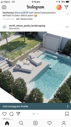 Having a pool sounds awesome especially if you are working with the best backyard pool landscaping ideas there is. How you design a proper backyard with a pool matters. Small Swimming Pools, Small Pools, Swimming Pools Backyard, Pool Spa, Swimming Pool Designs, Swiming Pool, Lap Pools, Indoor Pools, Pool Decks