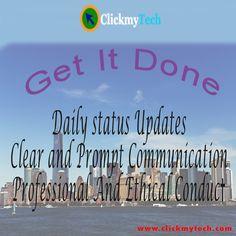 Get It Done With #web #development #SEO #Desgin http://www.clickmytech.com/