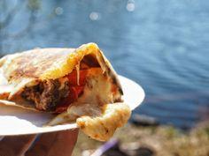 meglerfru1 – Sjokoladekake Langpanne lavkarbo Cottage Cheese, Tacos, Mexican, Ethnic Recipes, Food, Meal, Essen, Hoods, Meals