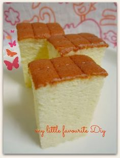 Durian cotton cheese cake