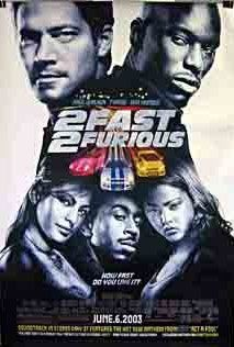 2 FAST 2 FURIOUS, 2003 Movie Review Watch, Paul Walker, Tyrese Gibson, Cole Haus http://www.wildsoundmovies.com/fast_and_furious_movies.html