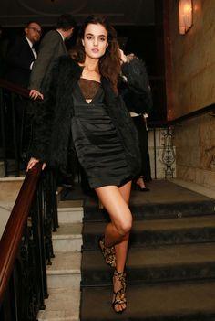 After the Victoria's Secret Fashion Show - Bianca Padilla