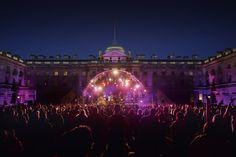Summer Series @ Somerset House #aliceincarnaval #londonsummer #festivals #gig