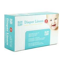 Unscented Naturally Natures Bamboo Diaper Liners 400 Sheets 4 Pack Chlorine and Dye-Free Biodegradable Inserts 400 Liners Set of 4 Gentle and Soft