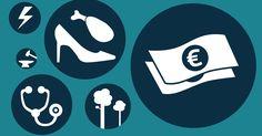 Suurimmat yhteisöveron maksajat aloittain -infographic @ Stina Tuominen