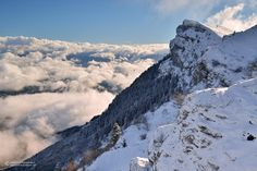 Above the clouds by Matthieu Parmentier on 500px.