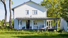 Sommarhus med veranda