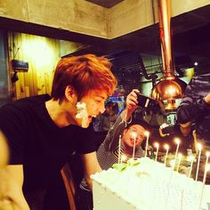 Kim Jaejoong's Farewell Party Before his Military Enlistment (150330)