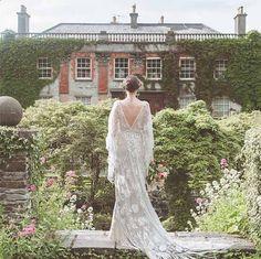 Cleo Gown   Rue De Seine Wedding Dress Collection