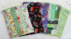Sewing Bags for Days for Girls International Days For Girls, Fabric Gift Bags, Feminine Hygiene, Bottle Bag, Bag Making, Floral Tie, Sewing, Pretty, Gifts