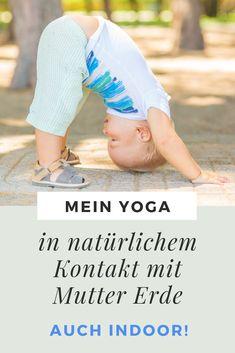 Wie Sie beim Yoga SOGAR INDOOR durch natürlichen Kontakt mit Mutter Erde verbunden sein können! Zu jeder Zeit, an jedem Ort. Beach Mat, Outdoor Blanket, Earth, Yoga, Mother Earth, Health, Mother Goddess, World, The World