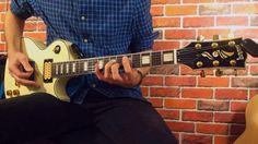 Импровизация из интервалов на гитаре: гаммы, пентатоника.