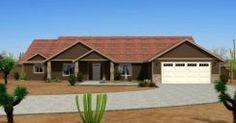 El Conquistador - Fairway Homes West: Custom House Builders in Arizona