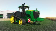John Deere 9RT Series   ModHub   Farming Simulator Modern Agriculture, Simulation Games, Farming, Challenges