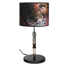 Doctor Who Sonic Screwdriver Table Lamp « Game Searches