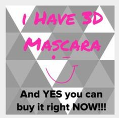I always have #younique 3d fibre mascara in stock!   ask me for discounts on shipping xx   #lusciouslashdolls  www.lusciouslashdolls.com