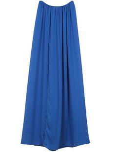 Bright Blue Maxi $120
