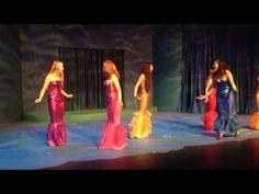 Tulle on side of skirts Little Mermaid Costumes, The Little Mermaid, Tulle, Concert, Music, Skirts, Youtube, Musica, Musik