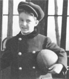 Douglas Spedden age 9